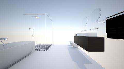 Tu vieja en tanga - Minimal - Bedroom  - by Delfina12