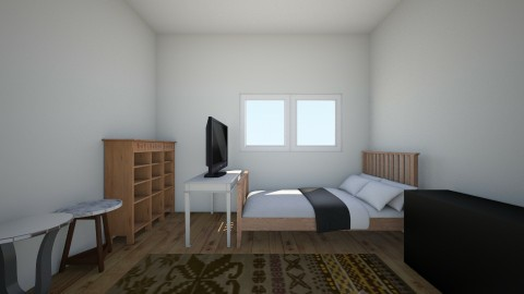 home Intertainment - Modern - Kids room  - by hiker437