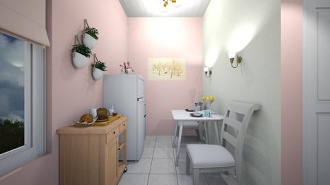 kitchen reno - Kitchen  - by Andreea Lazarut