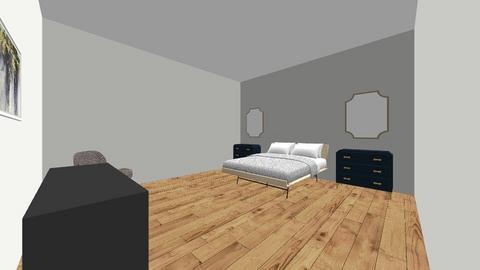 Test - Modern - Bedroom  - by kvnwynn
