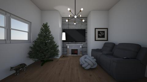 Basic living room space - Modern - Living room  - by sophiefleah