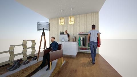 Luca1 - Office  - by lucaenaip