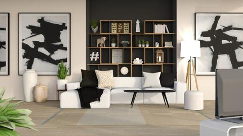 Statement piece living - Living room  - by Oyisha