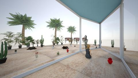 the Desert of Geth - Retro - Living room - by Wayfarer of Rither Fall