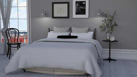 Simple - Bedroom  - by Thrud45