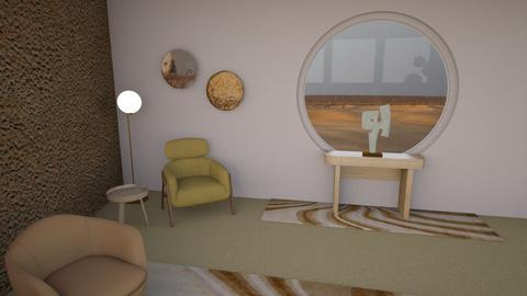 tatooine living room - by reb3cc