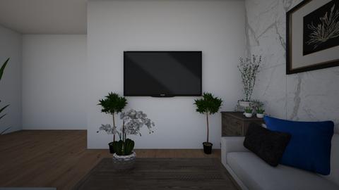 living room - by Djaya Exterkate