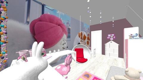 P Klaudia - Modern - Kids room  - by DERRYS