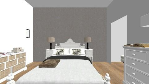 Dantes sleeping new room - Bedroom - by Dantevandenabeele