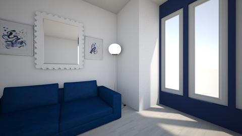 Friday Challenge 1 - Living room  - by mcktaylor