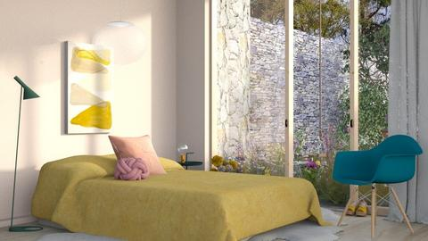 another spring room - Living room - by bnu