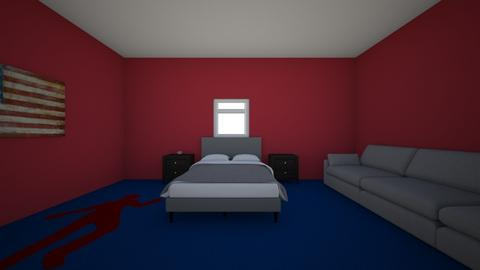 Room - Bedroom  - by Trystan124