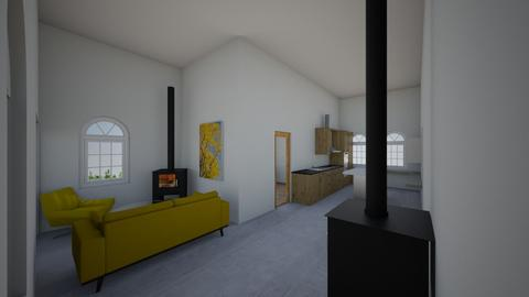 House - Modern - by riordan simpson