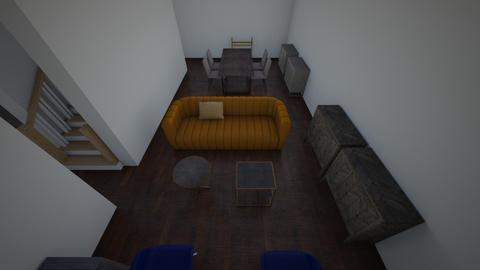 Home R - Living room - by Niva T