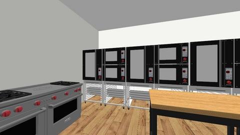 Panaderia Incos - Retro - Kitchen  - by 13420596