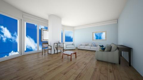 Living9C - Living room - by hala amroussy