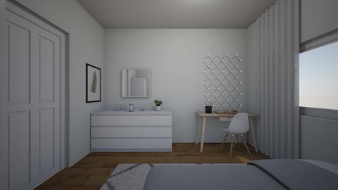Noa Altman 33 - Kids room  - by erlichroni