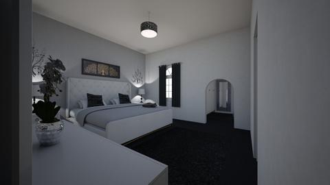 mybedroom - Modern - Bedroom - by katherinelouisea
