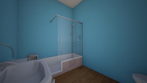 lazienka - Bathroom  - by anik97