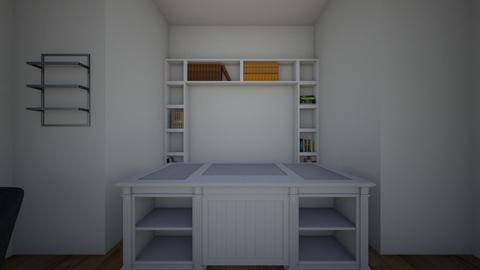 office - by julissariverat