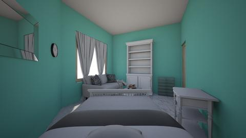 DUMA ROOM - Bedroom  - by jebensanity