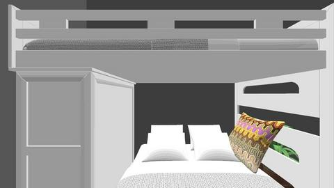 Christyan_121 - Modern - Bedroom  - by Christyan_121