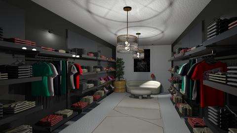 Walk In Robe - Modern - Bedroom  - by milk07Designs