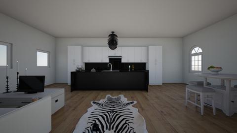 luxus - Kitchen - by Nuno Klauck