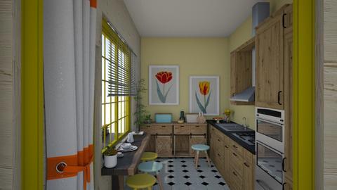 olive - Kitchen  - by VEROCHKA