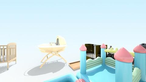 nursery to3to5 - by DEBORAH5