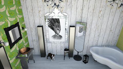 butique bathhall - Eclectic - Bathroom  - by jakub kleczek