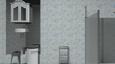 Fancy bathroom - Bathroom  - by Jassiecat600