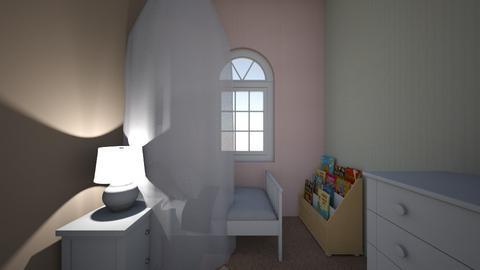 THE SIMS TODDLER ROOM 1 - by nicolefaithv