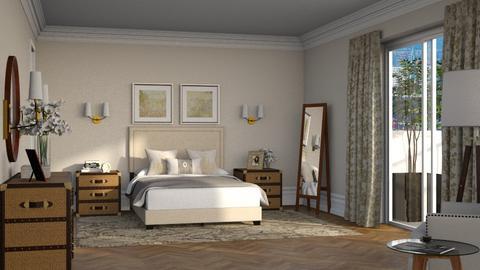 598 - Modern - Bedroom  - by Claudia Correia