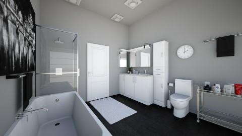 barhroom - Bathroom - by sweetswagger123