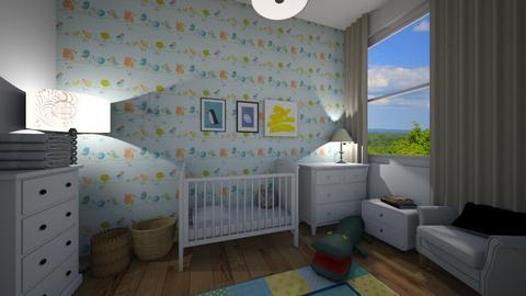 nursery - Kids room  - by 16phowarthx