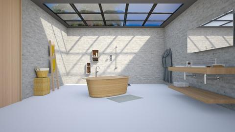 just bathe - Modern - Bathroom  - by kitty
