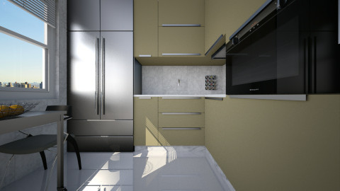 Conlay - Kitchen - by _Taz_