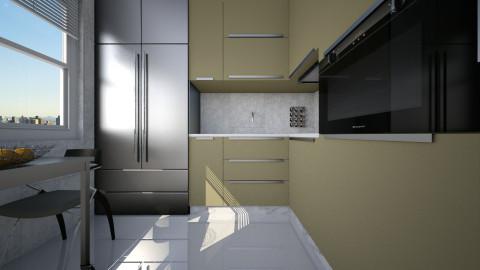 Conlay - Kitchen  - by _Taz_