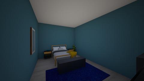 salaroom2 - Modern - Living room  - by dylanarquitec