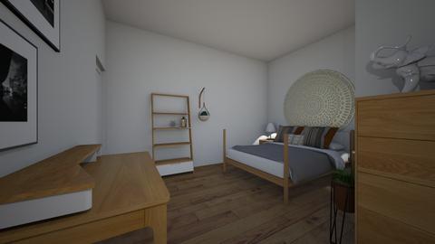 boho apartment - by annapedretti