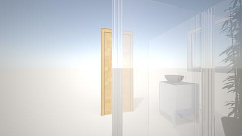 bany baix - Minimal - Bathroom  - by Ester27