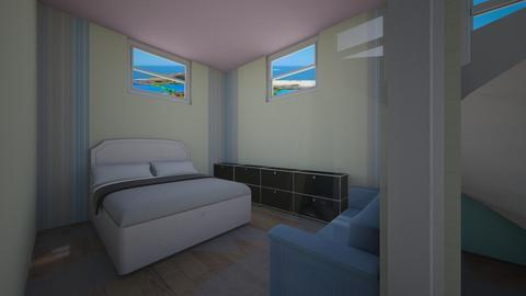 Hall y Dormitorios - by Merielen79