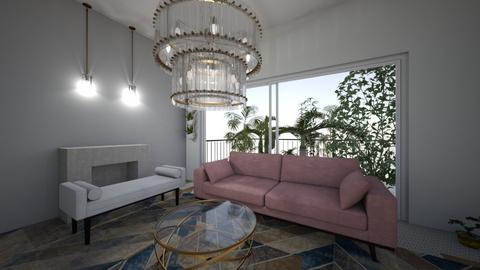 ebr - Glamour - Living room - by Emina Fazlic