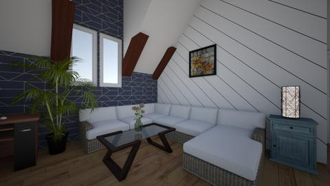Project 3  - Living room - by carmino