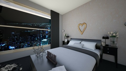 Basic - Bedroom - by Aliiix