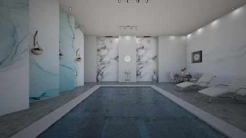 royal - Bathroom - by Edo Khalatyan