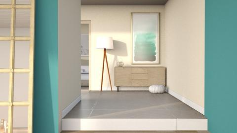terique - Modern - Bedroom  - by kanrxji
