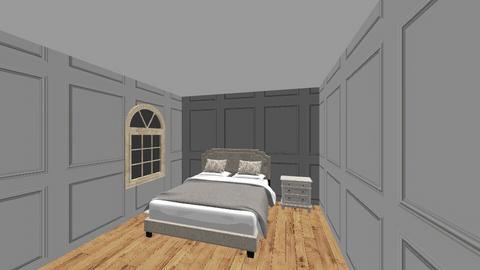 Kamar - Bedroom  - by Keysya Aprilia
