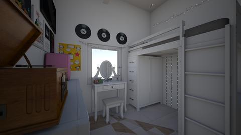 house - Retro - Bedroom  - by jade1111